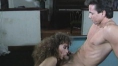 Seductive Keisha has Peter North drilling her pussy on the pool table
