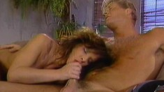 Lustful Mom Aja Works Her Juicy Snatch On Randy West's Throbbing Dick