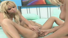 Skilled Angie Savage knows how to show a couple of girls a great time