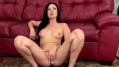 Cum hungry Marley gets a dick to suck and fuck, then gets that facial