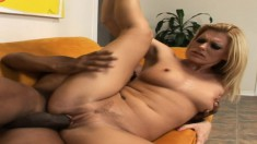 Darryl Hanah can't wait to feel a thick and throbbing dick inside her