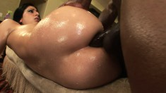 Cum-loving Luscious Lopez is eager to have fun with a hung stud