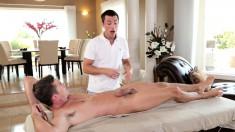 Massage Turns To Gay Sex