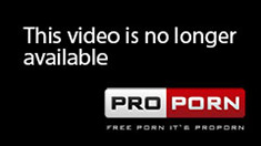 Gorgeous brunette mom with stockings masturbates