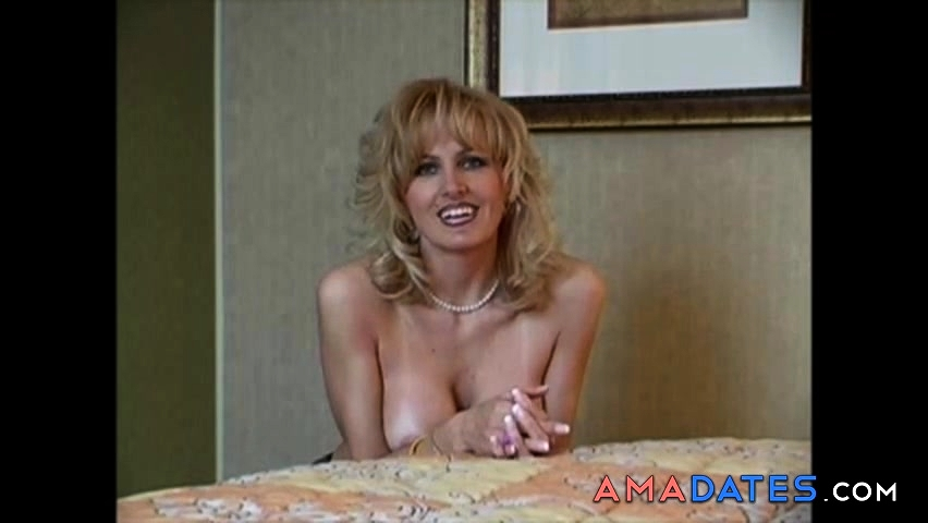 Perhaps shall Blonde milf getting fucked more than