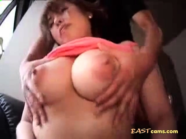 Sexy breast massage video