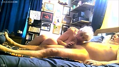 Amateur mature granny getting fucked