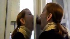 homemade gloryhole bj swallow for amateur couple