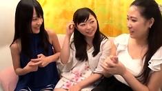 Korean Amateur Threesome Mov