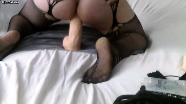 Improbable! slutload she rides dildo authoritative