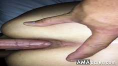 German homemade anal Gape