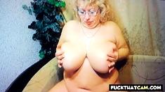 Sexy Mature Webcam