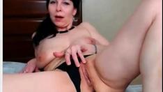 Silvana Sexy Mlf Show Pussy