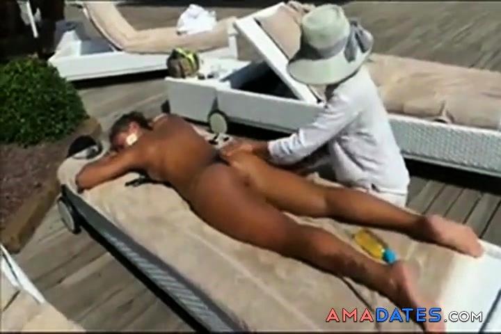 Porno-Voyeur-Massage
