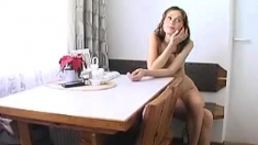 Beautiful Woman Dares To Go Naked