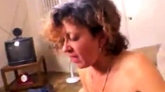puffy nipples mature with bbc