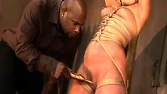 Amateur Honey With A BDSM Fetish