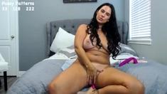 Sexy Black BBW Shaking Spreading Fingering Her Big Clit